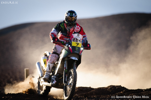 Goncalves Speed Brain Husqvarna Dakar