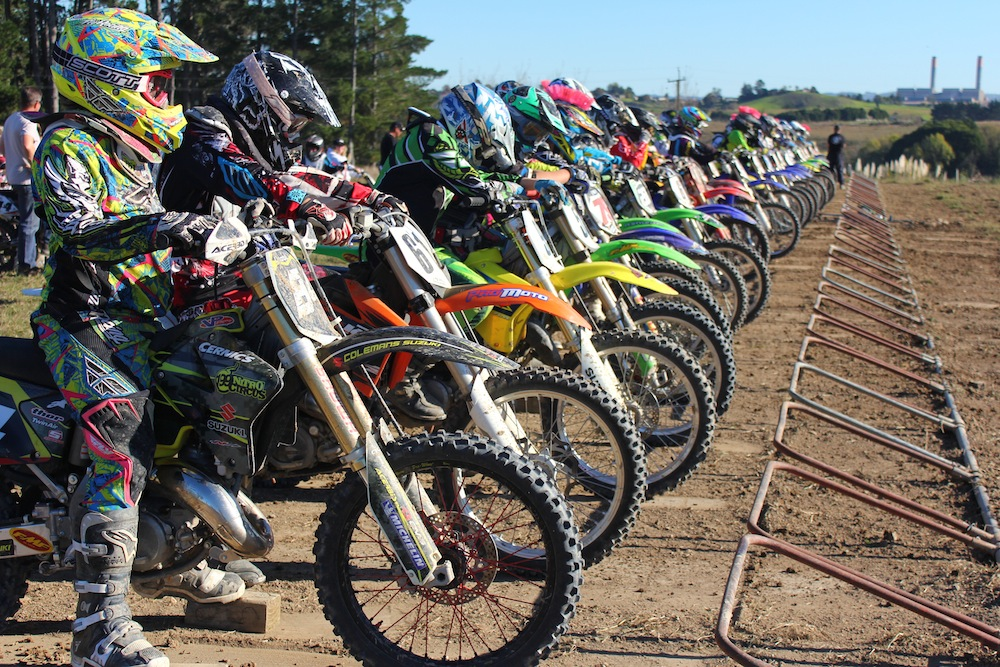 Irish Adult Motocross Championship Regs and Entries
