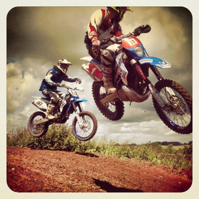 Moato Circus Biking Festival in Doon  MX Track 9th August 2014