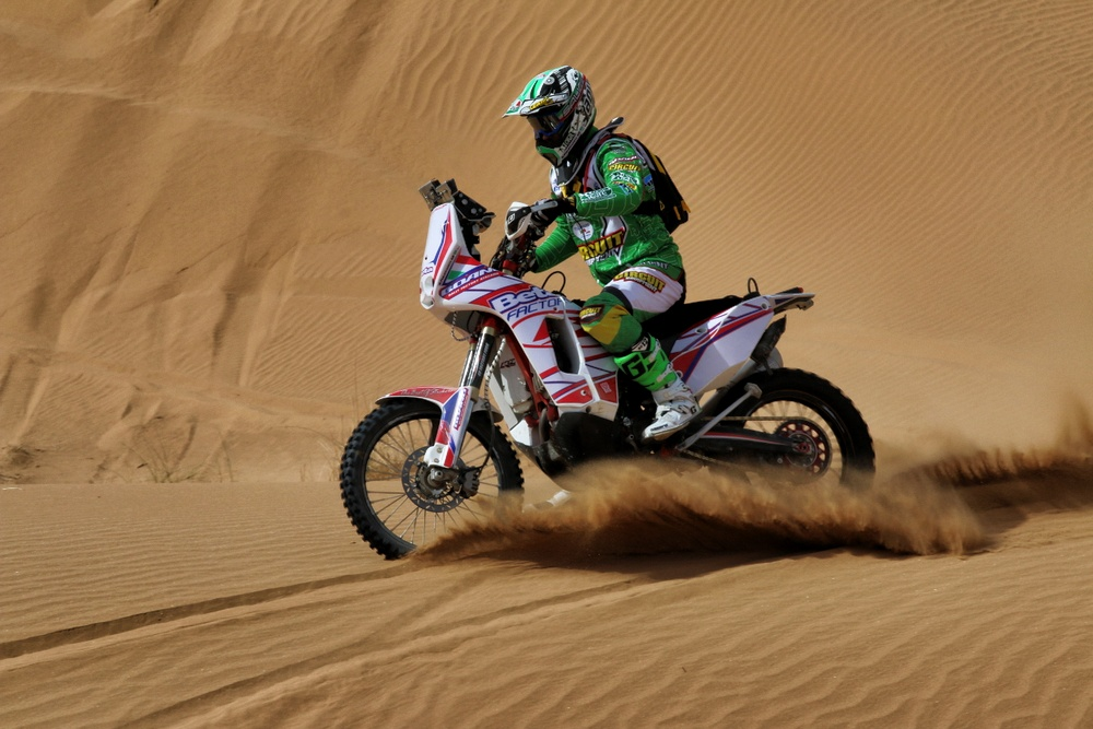 Friday, 24th October – Stage 5 – Last Day at the Merzouga Rallye