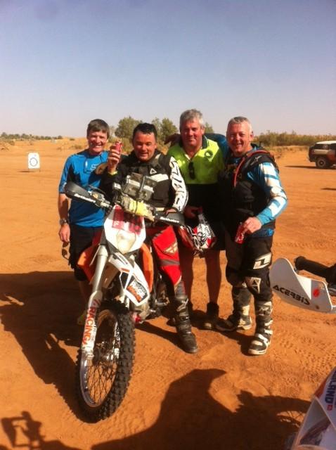 Moroccan Adventure – Nick At the Merzouga Rallye 2014